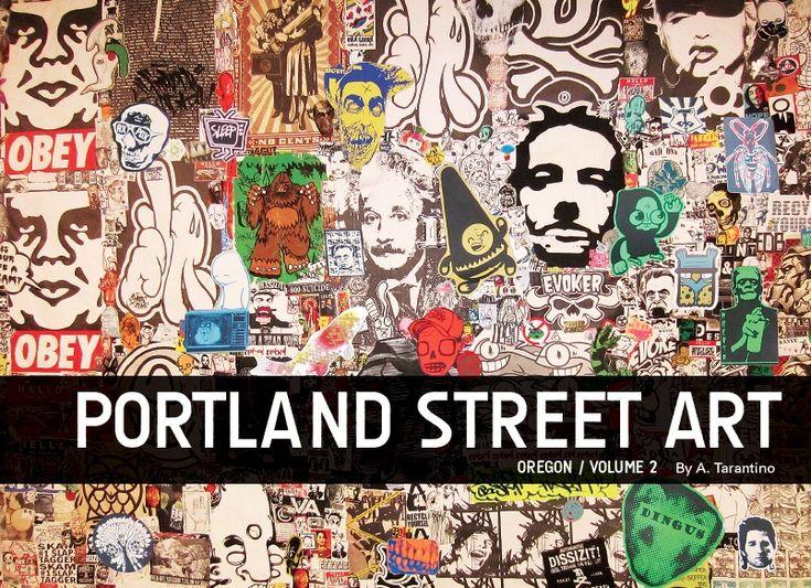 10 best images about Volume Two: Portland Street Art ... | 736 x 533 jpeg 146kB