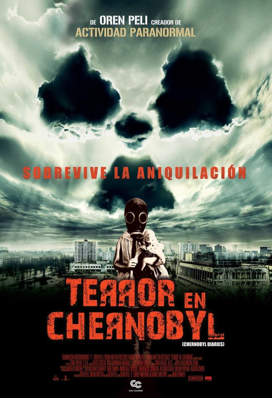 Terror en Chernobyl | Chernobyl Diaries  Director: Bradley Parker