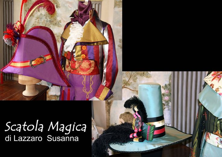 Cappelli stile incroyable, by Scatola Magica