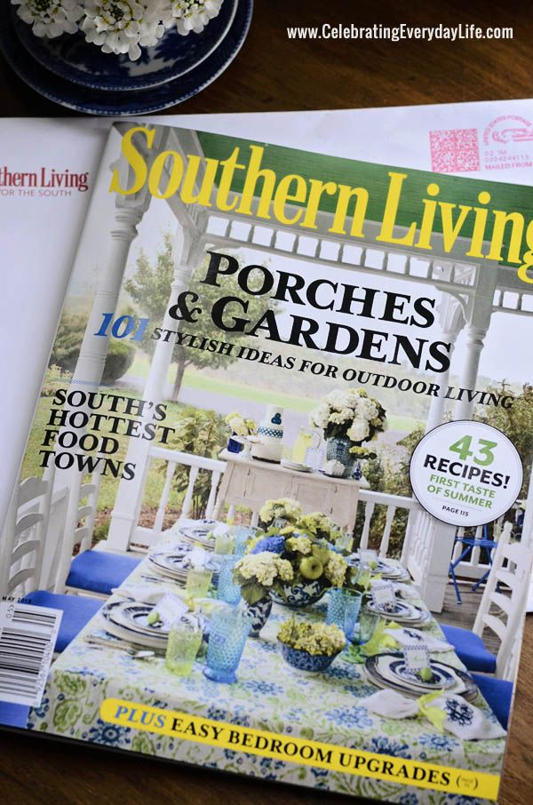 Iu0027m Featured In Southern Living: May 2013