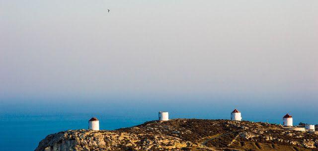 Stavros Tzovaras Photography Windmills -Amorgos island