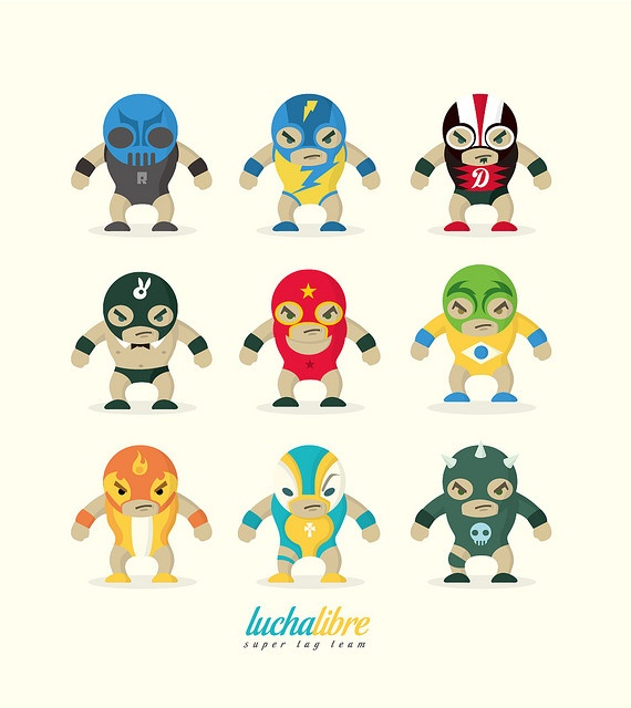 17 Best ideas about Lucha Libre on Pinterest | Mexican art, Mexico ...