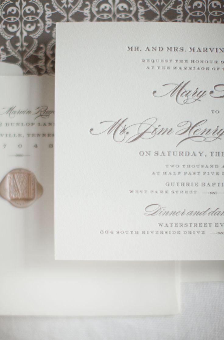 The 25 best Wedding invitation envelopes ideas on Pinterest