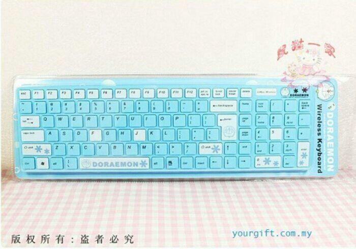 #keyboard #wireless #doremon @ 250.000