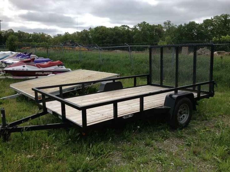 New 2015 New Generation 83 ATVs For Sale in Michigan. 2015 New Generation 83, ATV TRAILER FOR SALE IN MICHIGAN 83' X 12' FOLD DOWN RAMP EASY TO PULL MADE IN MICHIGAN CALL 248-446-0000