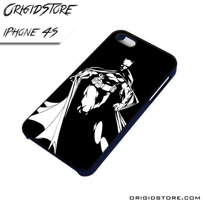 Batman Black and White AL iPhone 4/4S case