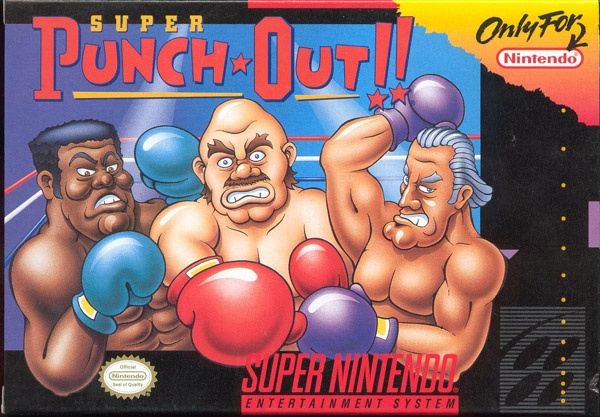 'Punch-Out' was a great game made in 1994 for the super nintendo. Inspired by the Mike Tyson version back in 1987 'Mike Tyson's Punch Out' (hardcoregaming101, 2012)