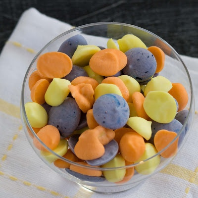 Healthy, easy, adorable Frozen Yogurt Drops