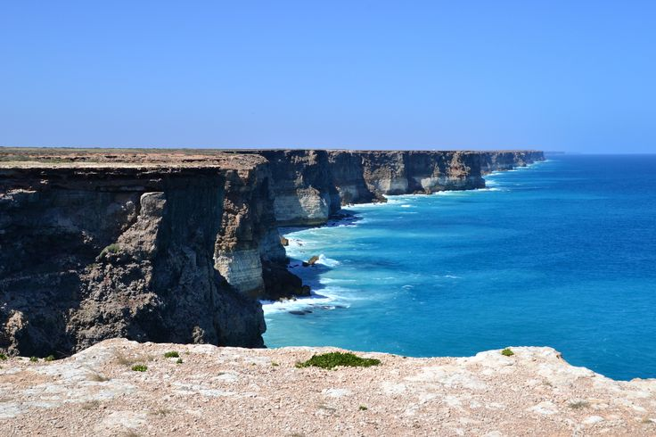 Bunda Cliffs. Great Australian Bight. SA.