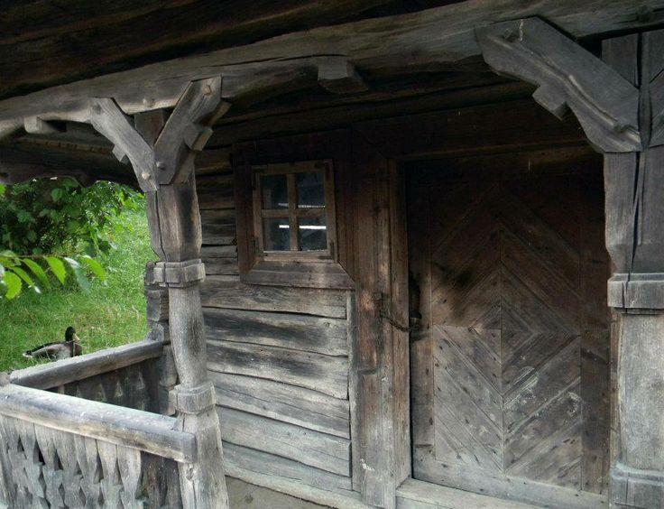Case din Lemn Vechi