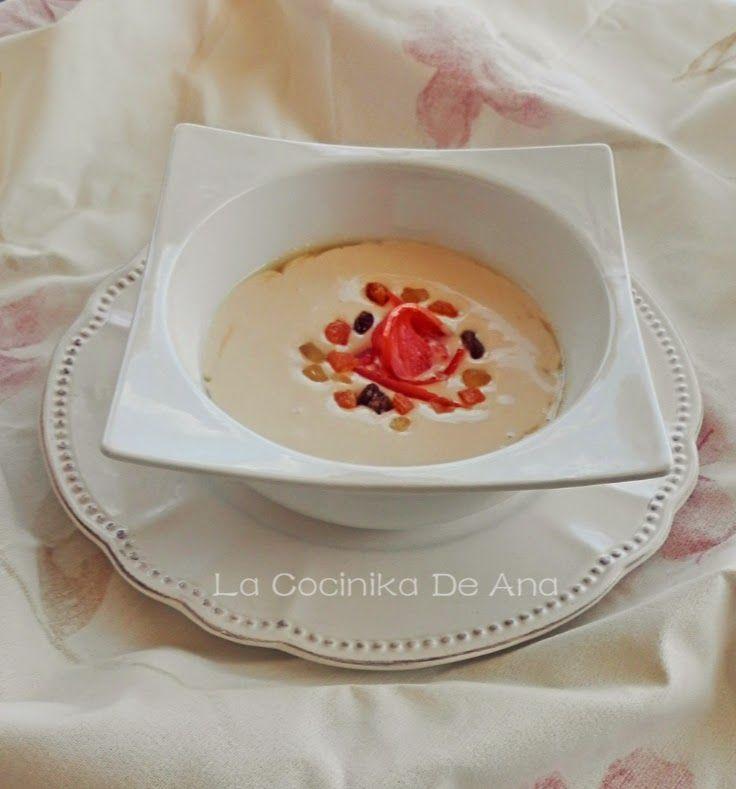 La Cocinika De Ana: Mazamorra de Almendras
