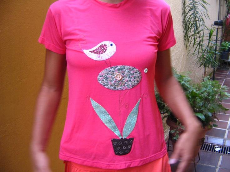 camiseta customizada, by me - T-shirt