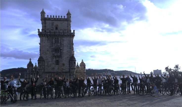 West Belém Tour Groups & Events #Bikeawish