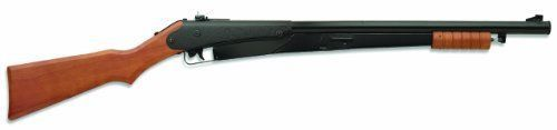 Daisy Outdoor 25 Pump Gun Brown/Black 36.5in Hunting Shooting Equipment New