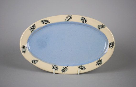 Serving Platter by APrydePottery on Etsy