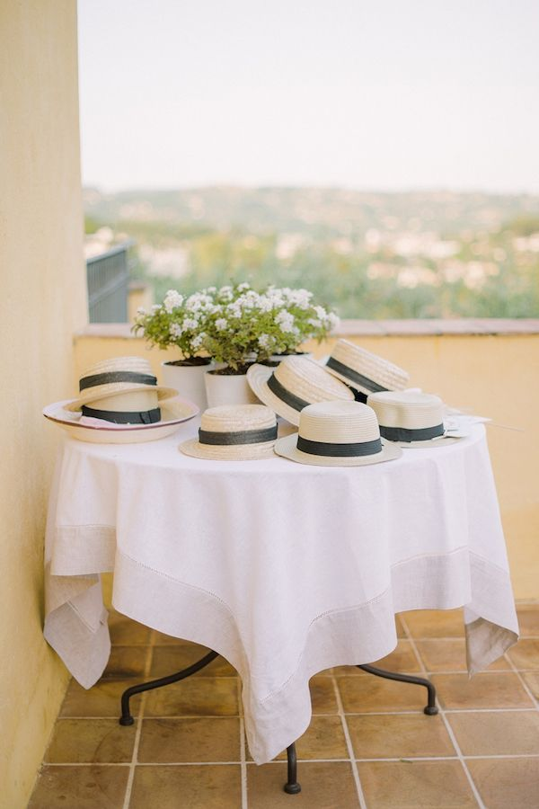 How To Prepare For A Hot French Summer Wedding