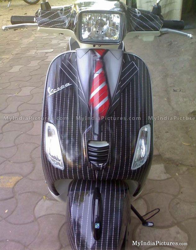 Mr. Motor cycle Very funny pics