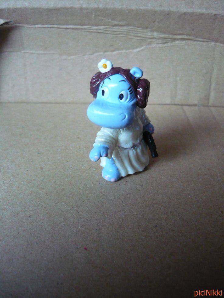 No. 15 | víziló | hippo | Happy Hippo | Kinder | Prinzessin Hippeia | Star Wars