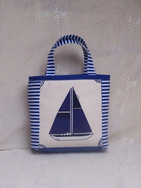 Fiú   tatyó, ( kis tengerészeknek )   Hajó, vasmacska, Baba-mama-gyerek, Táska, Baba-mama kellék, Szatyor, Meska