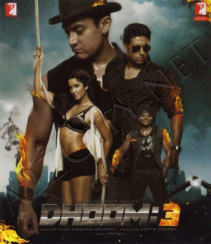 Dhoom 3 [2013 – FLAC]