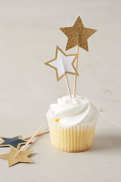 Starlight Cake Toppers - anthropologie.com #anthrofave