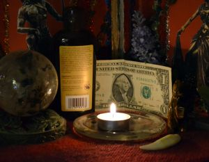 You can use this prosperity spell if you need money in a flash. Prosperity spells can be tricky. You need to be specific so you do not have undesired effects. However, you also need to be open enough in your wording to let money come to you from places and opportunities you may not have thought of yet. Here is a simple spell that fits these requirements.