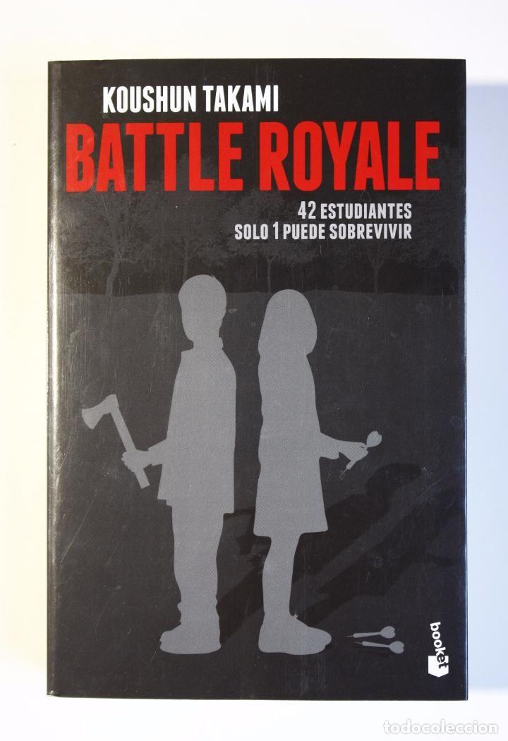 BATTLE ROYALE KOUSHUN TAKAMI LIBRO PDF
