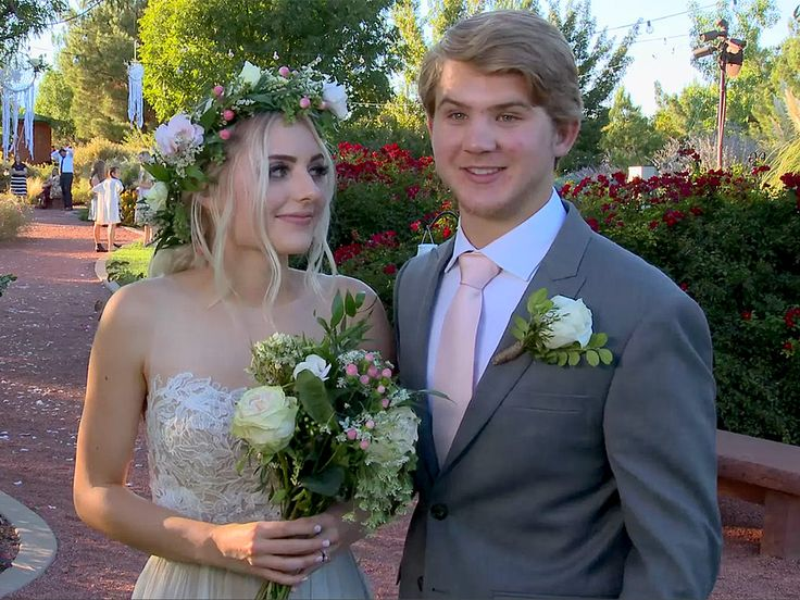 VIDEO: Aspyn Ovard and Parker Ferris Are Married! Take an Exclusive Look at Their Stunning Wedding Ceremony http://www.people.com/article/aspyn-ovard-parker-ferris-wedding
