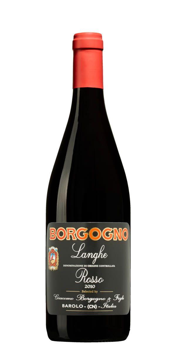 Ett vin från producenten Borgogno i Piemonte. En Lange Rosso med en blandning av Piemontes blå druvsorter gör att vinet doftar av Italien. Kryddigt vin med mörka bär och fattoner. Balanseras med en fin syra i vinet.