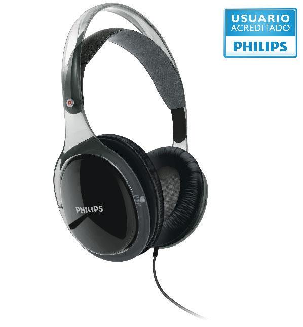 Shh 9567  Sonido potente para iPhone, iPod y iPad. Ofrecen un sonido detallado y un aislamiento del ruido perfecto. Su banda de sujeción interior acolchada y autoajustable se adapta cómodamente a tu cabeza. Además, disponen de micrófono, control de volumen y de pistas integrados para tu iPhone, iPod y iPad. El compañero de tu iPod • Un cable de 1,2 m de longitud ideal para utilizarlo en el exterior.