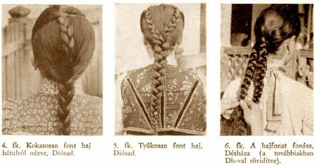 hagyományos magyar hajviselet - Google keresés