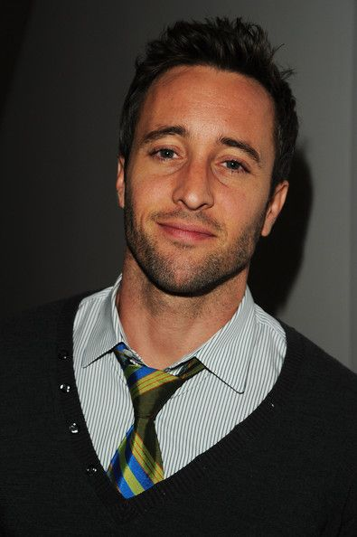 Alex O'Loughlin- This guy has such a huge heart, a great actor, and beautiful on the inside as well as out! :)