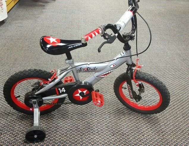 Bikes! We love paying you  CASH on the spot for your child's gently used bike trike or scooter!