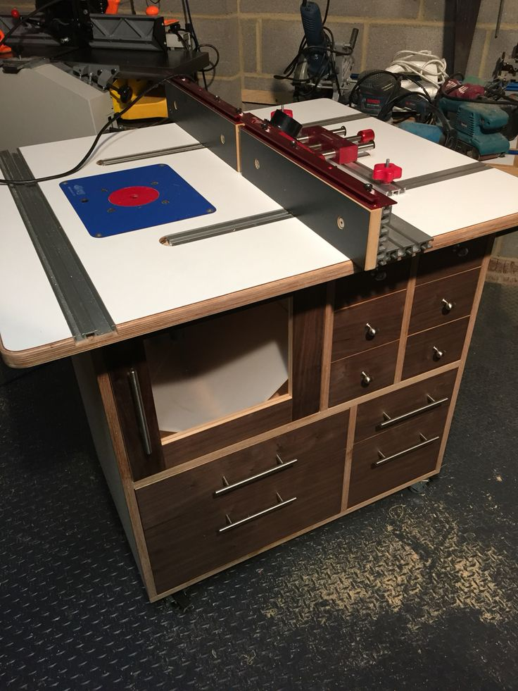 router cabinet router table pinterest cabinets