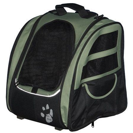 Pet Carriers - I-GO2 Traveler Pet Carrier - Sage * Want to know more, click on the image.