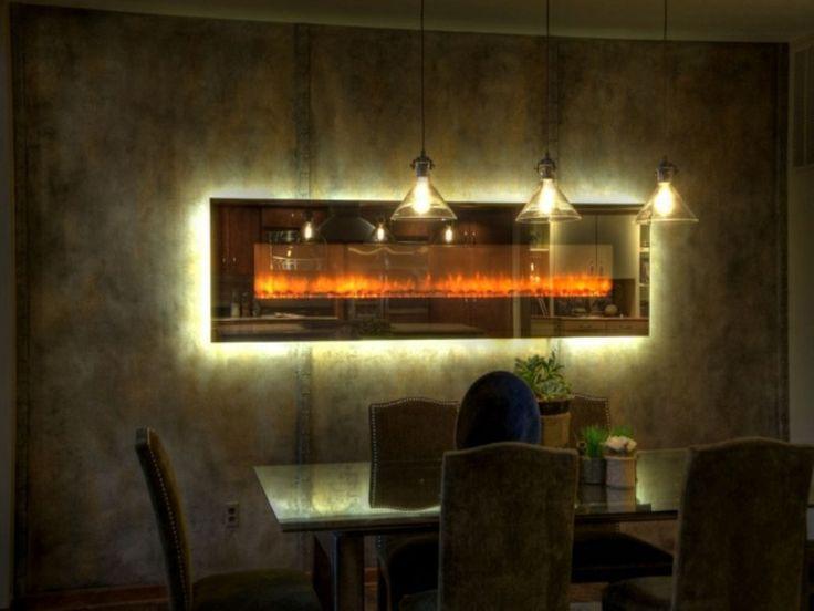 die besten 17 ideen zu elektrischer kamin auf pinterest. Black Bedroom Furniture Sets. Home Design Ideas
