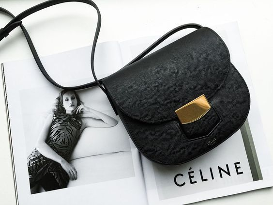 Céline Trotter shoulder bag