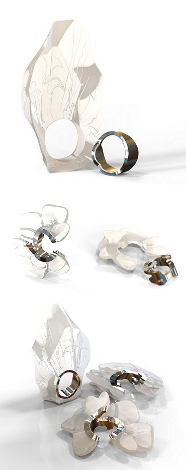 708 best Contemporary Jewellery Design images on Pinterest