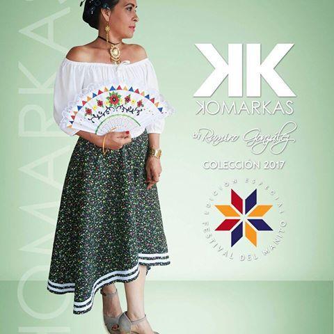Arte en prendas de vestir KomarKas. Luce única con nuestra colección 2017 edición especial para el Festival Nacional del Manito. En esta ocasión diseñamos una hermosa falda color negra de zaraza tiriada, en conjunto a una blusa blanca. A juego con los colores de la zaraza, abanico con diseño geométrico y flores. Para pedidos envia tu mensaje a nuestras redes sociales o al whatsapp 6252-5153 Komarkas el arte más cerca de ti. . . #KomarKas #PinturaTextil #PinturaArtística #FolclorPanameño…