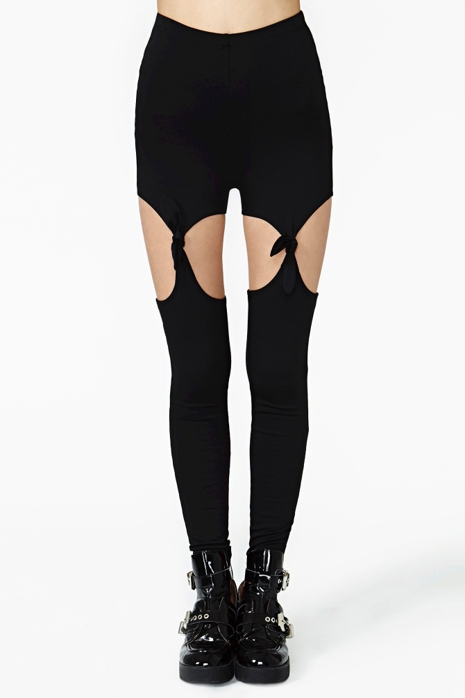 Presumed Innocent Leggings in Whats New at Nasty Gal MY WISH - presumed innocent
