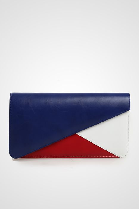 Maura Colorblock clutch bag #clutchpesta #handbag #taspesta #clutchbag #fauxleather #leather #kombinasi #party #formal #stylish #elegant #simple  Kindly visit our website : www.bagquire.com
