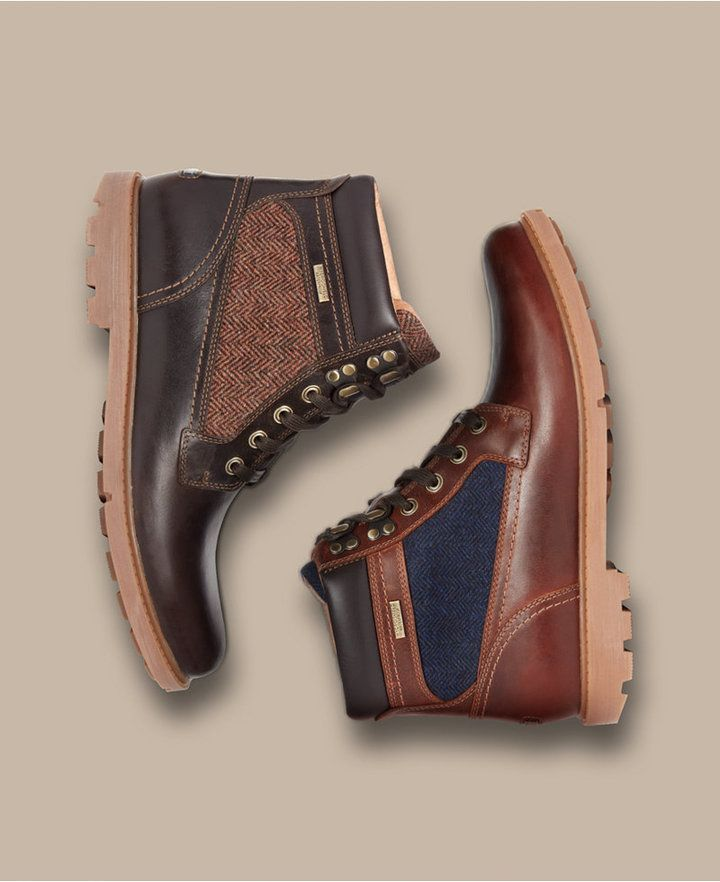 The Best Men's Shoes And Footwear : Rockport Men's Rugged Bucks High Boots  Created for Macy's Men's Shoe.