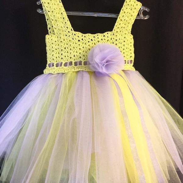 hand-crafted tutu dress from lovely tutu by DaWanda.com