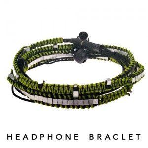 Audiopark Sound Bracelet - Headphones