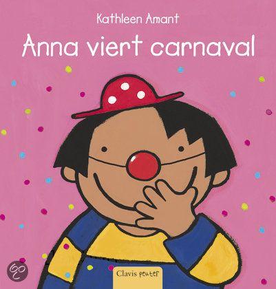 boek: Anna viert carnaval