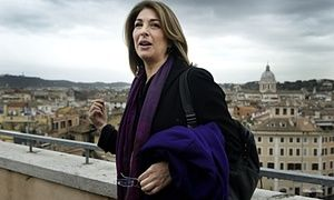 "Pope Francis recruits Naomi Klein in climate change battle. Social activist is ""surprised but delighted"" to join top cardinal in high-level environment conference at the Vatican"