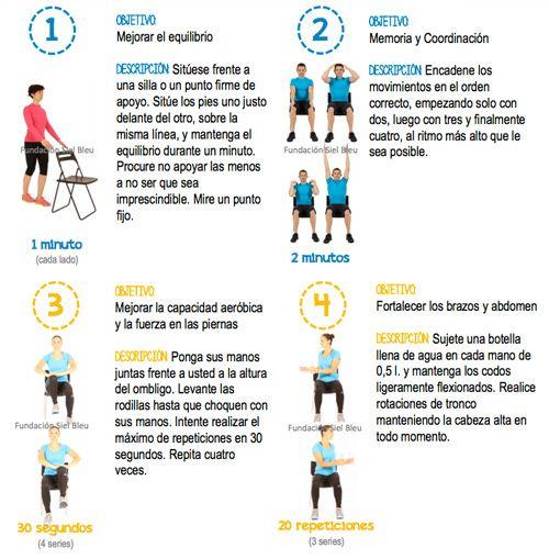 34++ Ejercicios para una persona con osteoporosis information