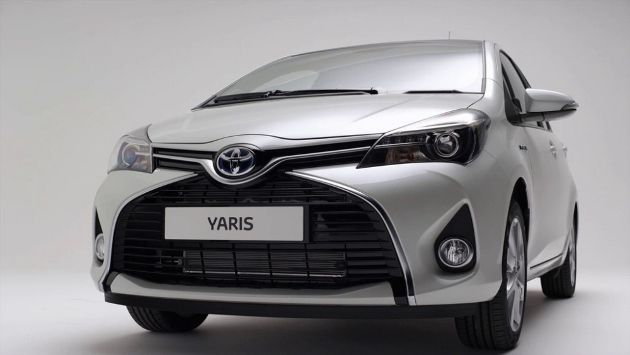 Toyota Yaris hybride : restylage pour l'été !
