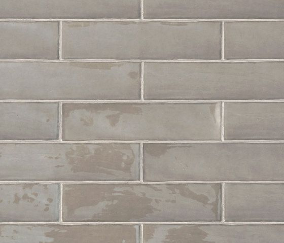 Betonbrick Wall Clay Glossy von Terratinta Ceramiche | Architonic