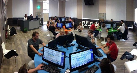 À Nancy, la faculté de pharmacie prescrit l'e-pédagogie à ses étudiants
